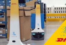 DHL Supply Chain Locus Robotics