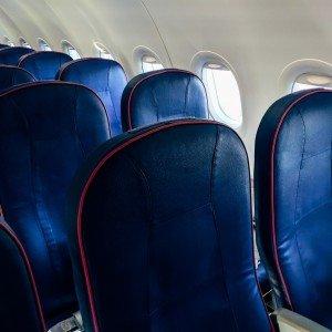 Empty Seats in Plane