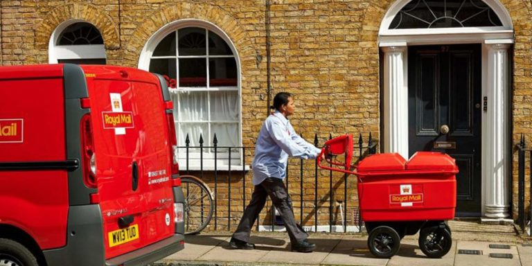 Royal Mail Implements Social Distancing Processes For Mail Deliveries