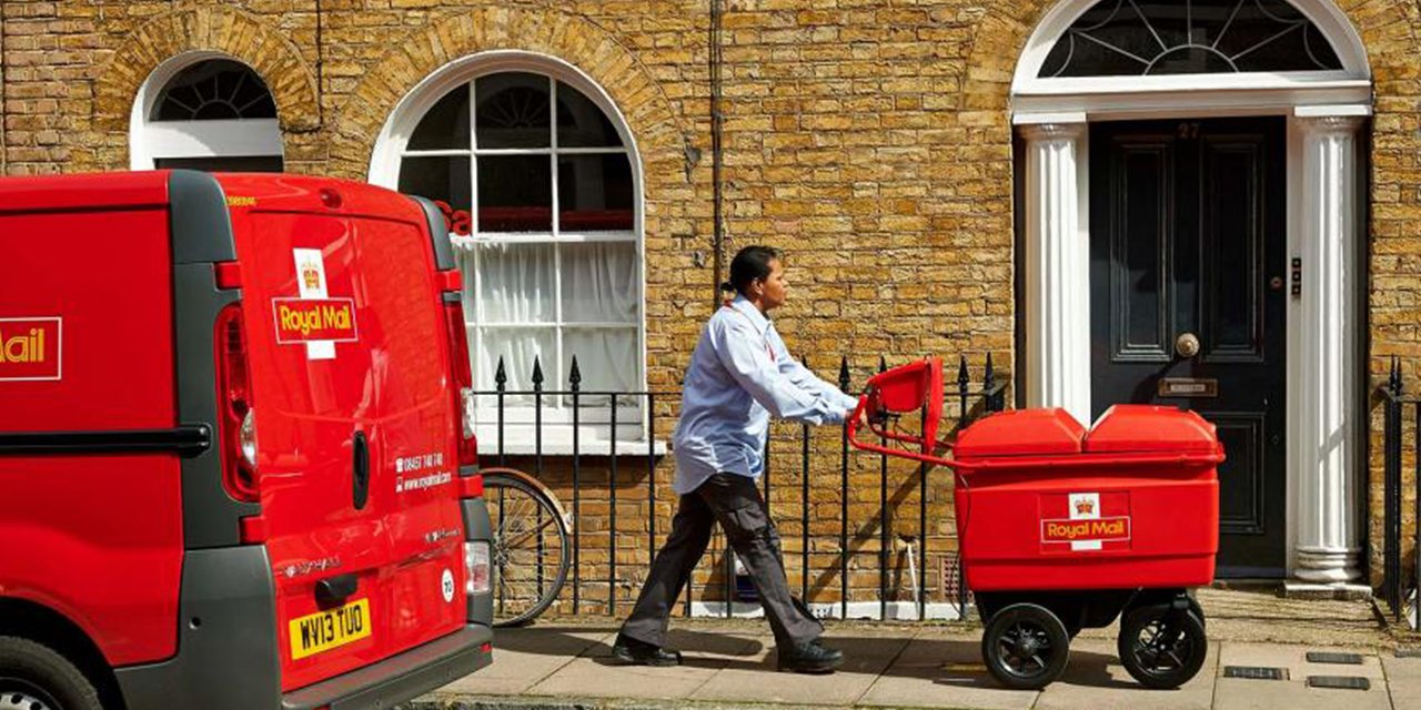 Royal Mail Coronavirus delivery process