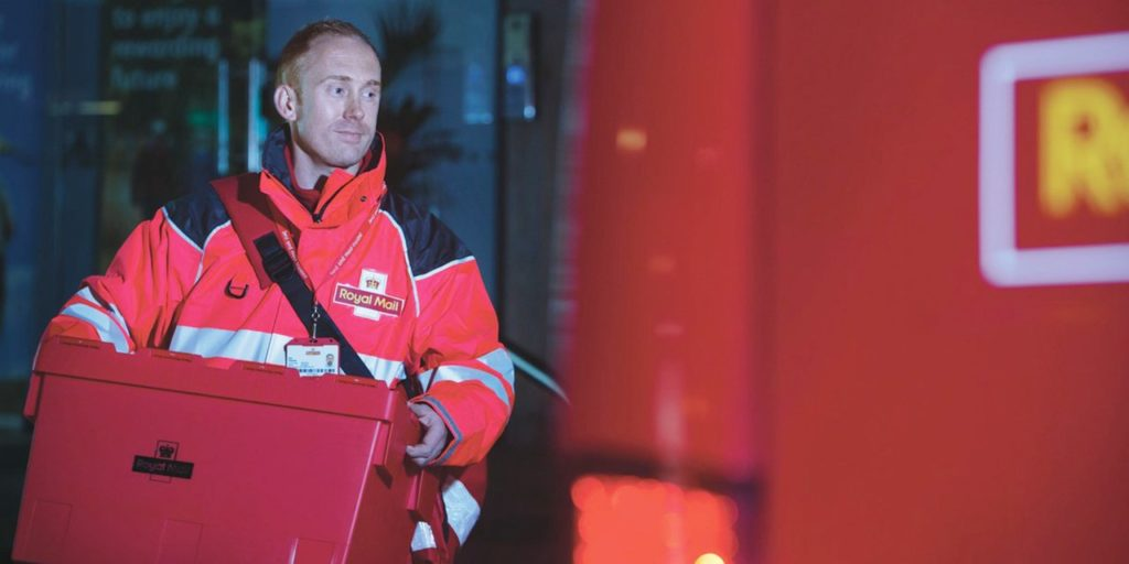 Royal Mail is keeping UK businesses and communities connected