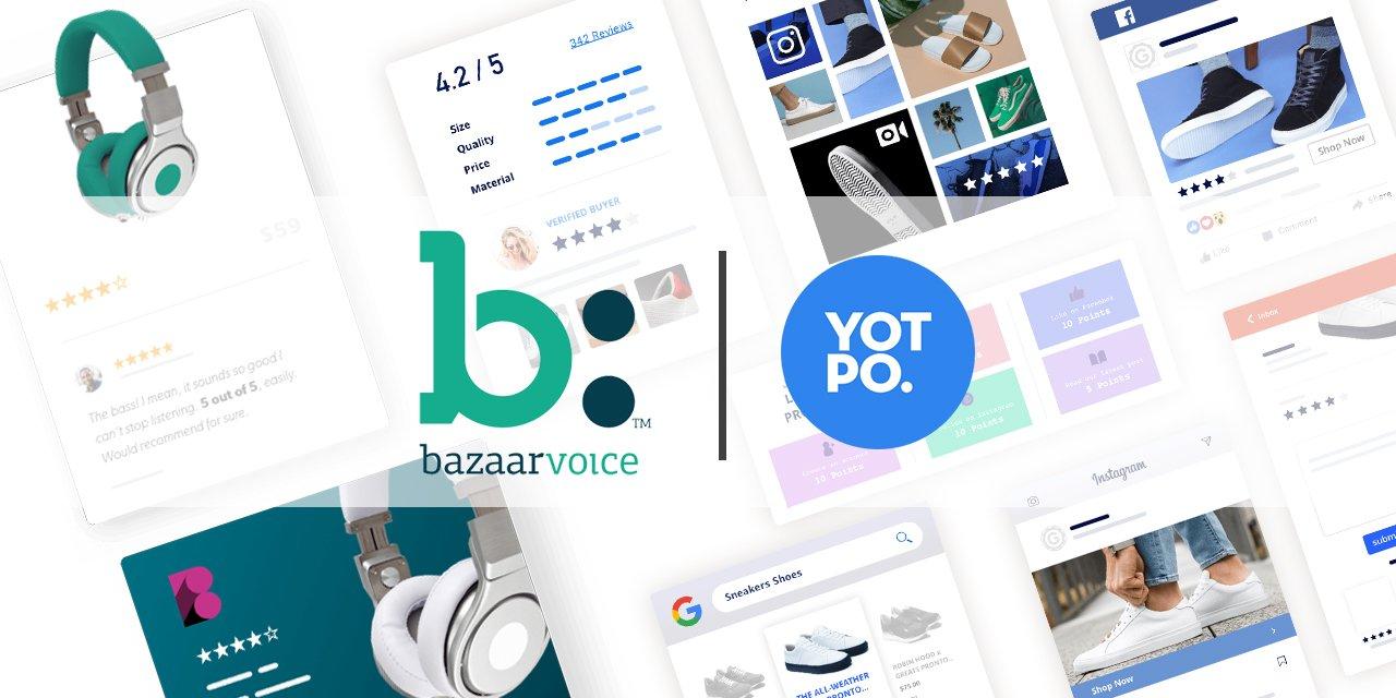 Yotpo Bazaarvoice
