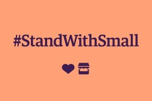 #StandWithSmall