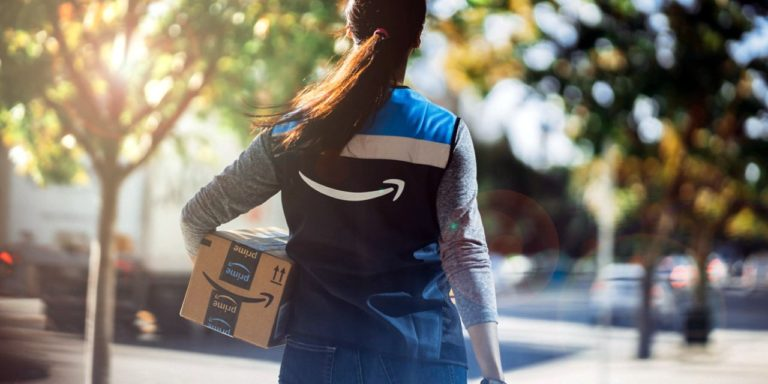Amazon to Pause Third-Party Delivery Service