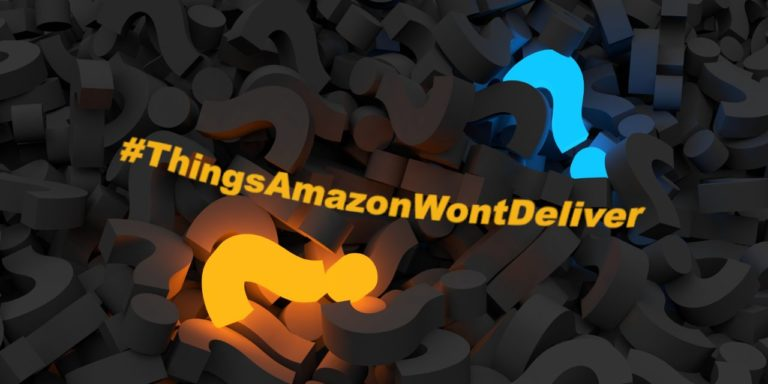 Amazon Reputation During Coronavirus Takes Another Blow – #ThingsAmazonWontDeliver