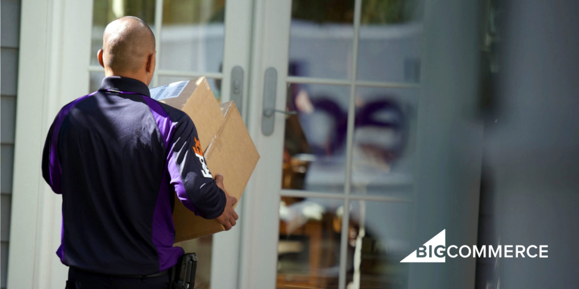 BigCommerce Partners with FedEx