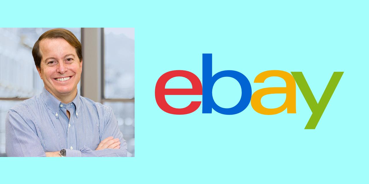 eBay CEO Jamie Iannone