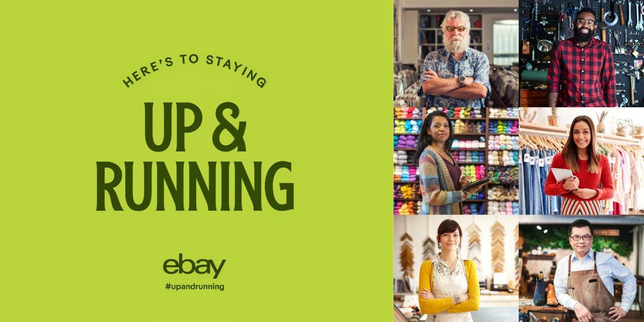 eBay Up and Running