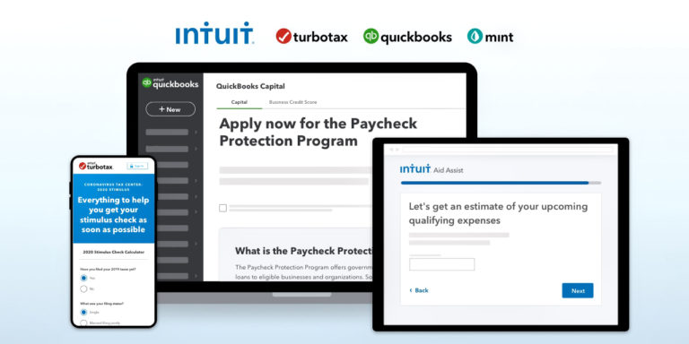 Intuit Aid Assist Helps Small Businesses Assess Eligibility For Relief Under CARES Act