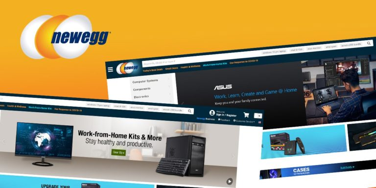 Newegg Executes Business Continuity Plans For COVID-19 Emergency