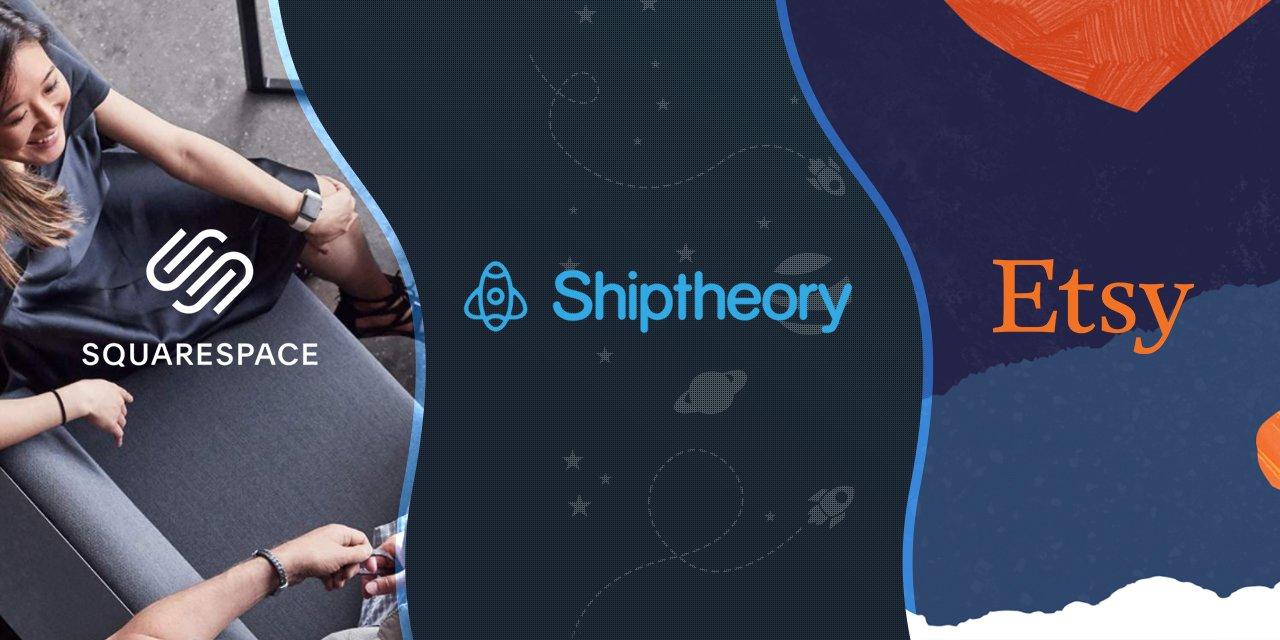 Shiptheory Etsy Squarespace