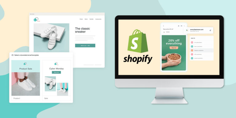 Shopify Email Now Available Globally For Free to All Customers Until October 1