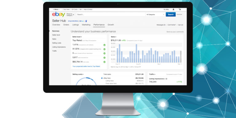eBay Updates Terapeak to Offer More Sales Analytics to Store Subscribers