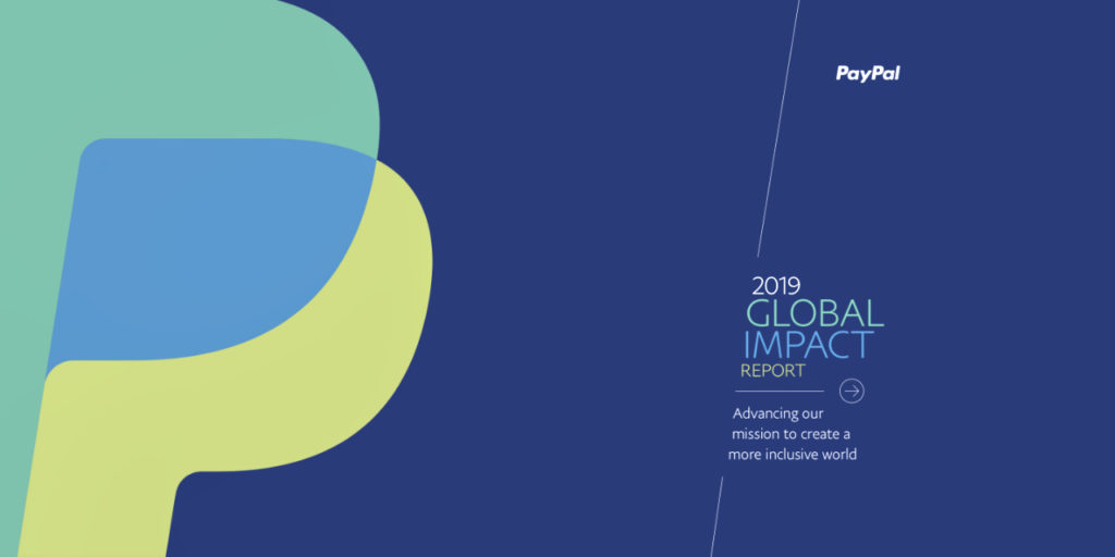 PayPal 2019 Global Impact Report