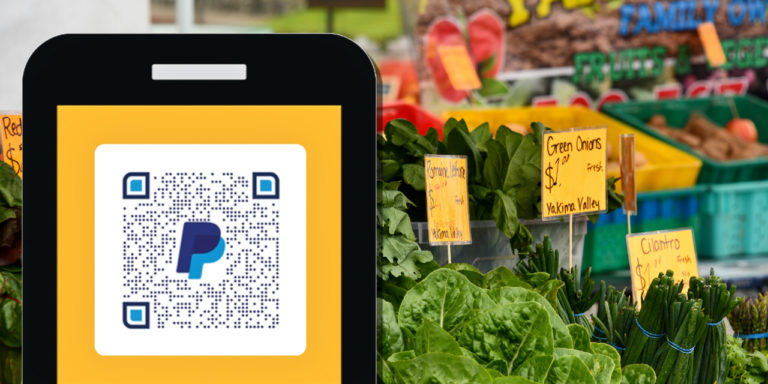 PayPal Introduces QR Code Payments to Enable Touchless Commerce