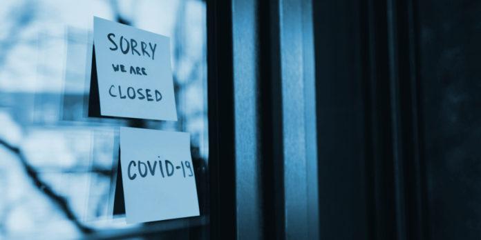 Store Closed COVID-19