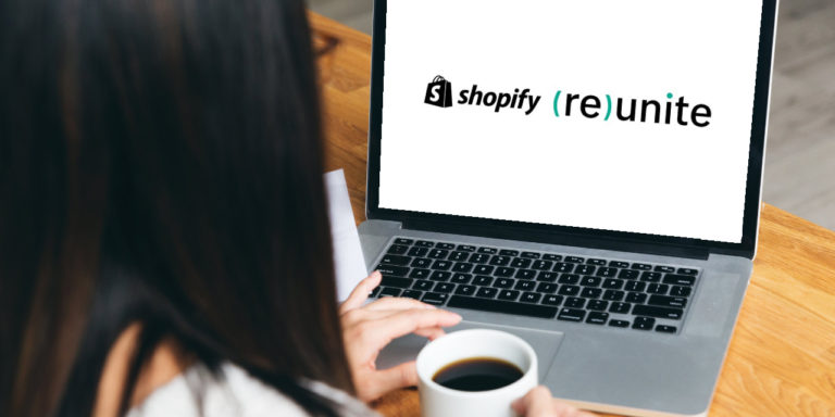 "Shopify to Livestream Merchant Conference ""Reunite"" on May 20"