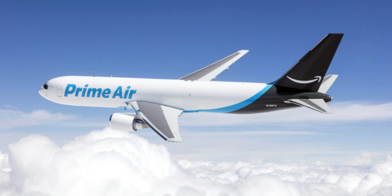 Amazon Air Expands to Over 80 Aircraft With Addition of 12 Boeing 767-300 Cargo Planes