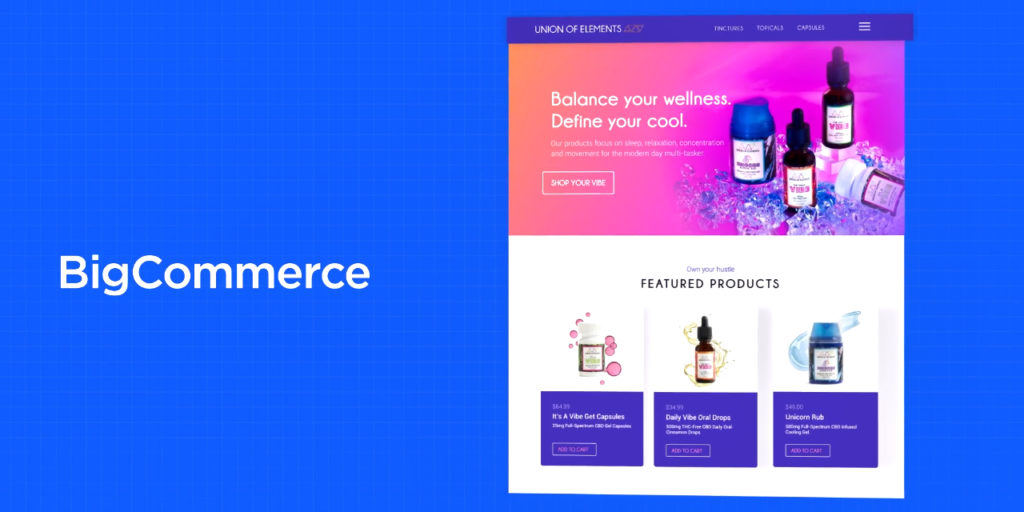 BigCommerce Paige Builder