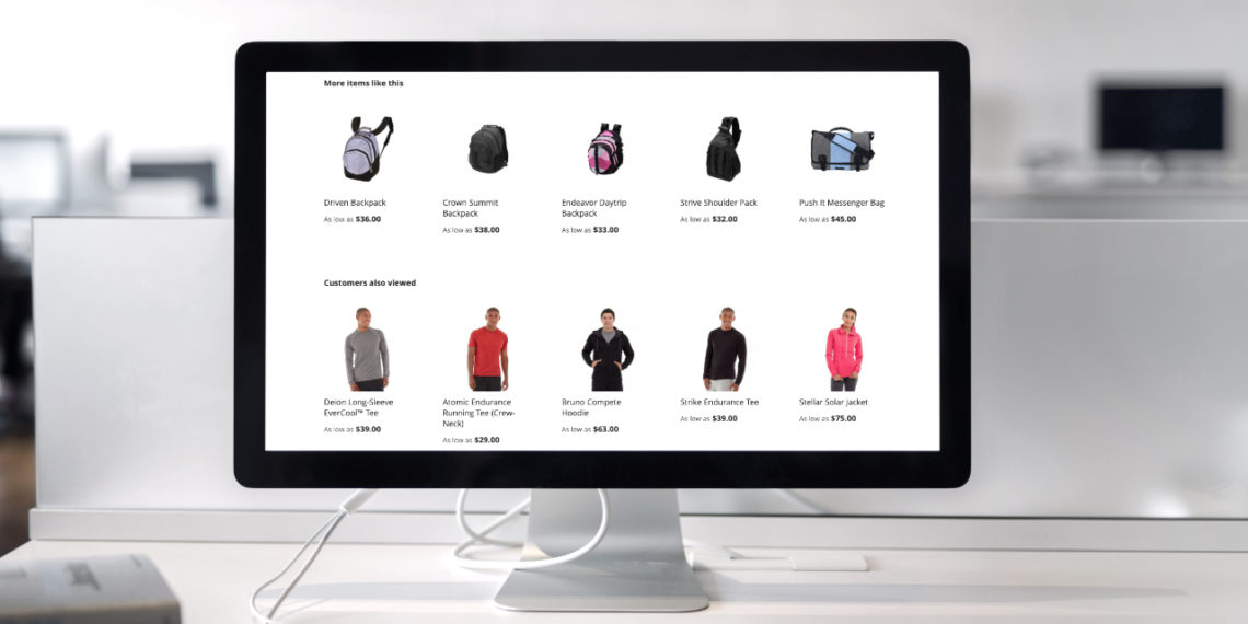 Magento Commerce Product Recommendations
