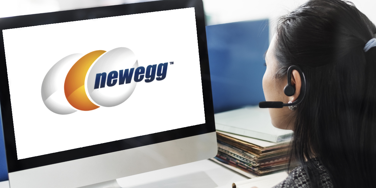 Newegg offers outsourced customer service solution