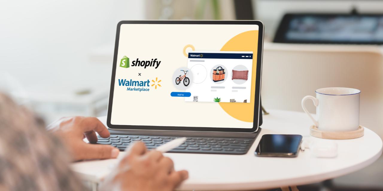 Walmart Shopify Partnership