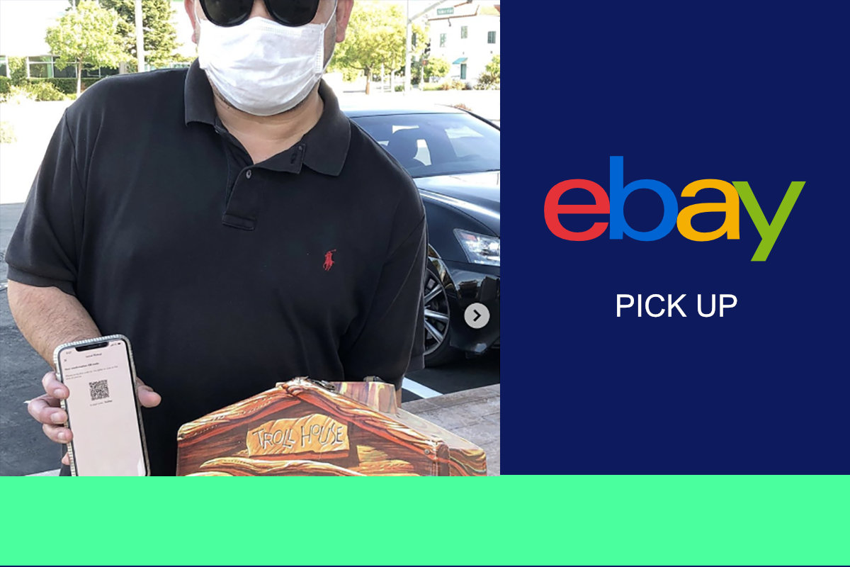 Ebay Enhances Local Pick Up Experience With Tracking Feature