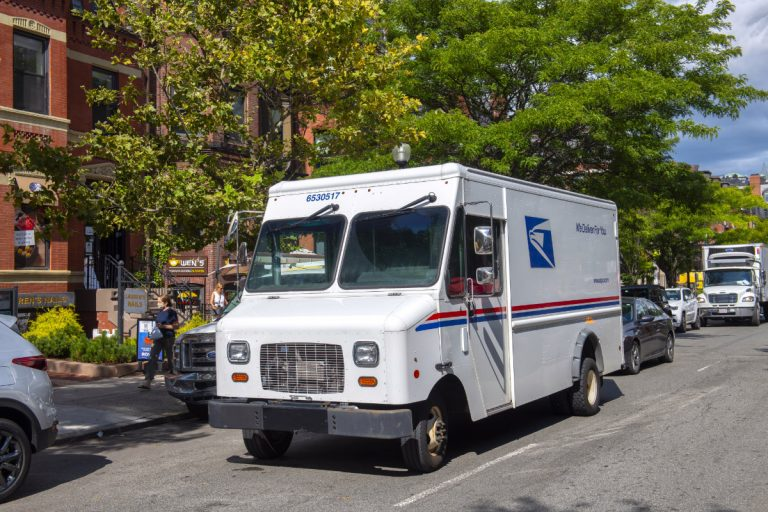 US Postal Service Status on Domestic Services And Shipments (10/8/2021)