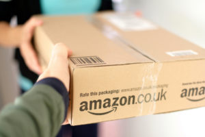 Amazon Secures One Third Of New Warehouse Space In The U.K.