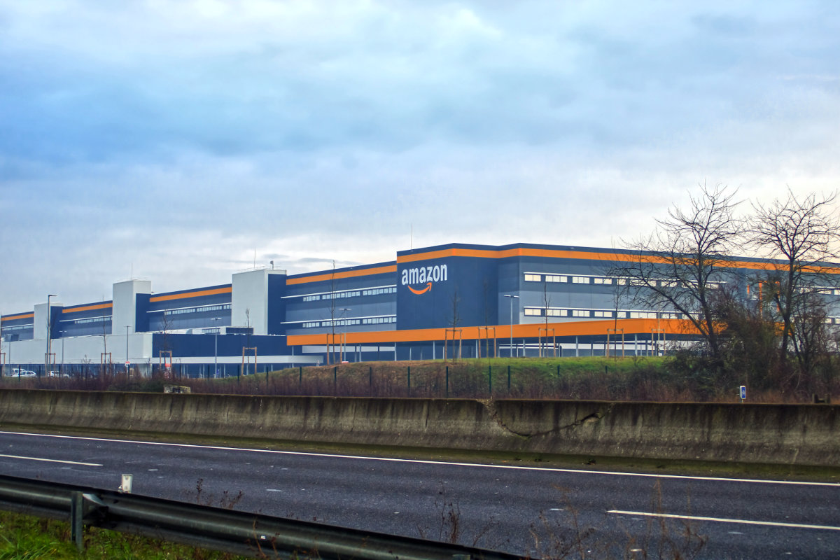 Amazon Warehouse - Bretigny sur orge, France