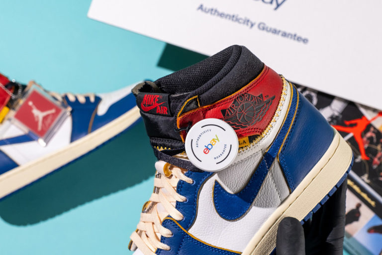 eBay Expands Authencity Guarantee To Sneakers
