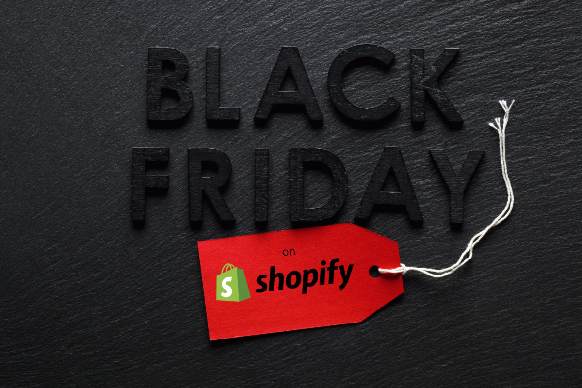 Black Friday on Shopify