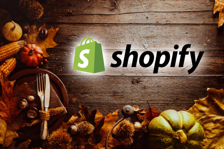 Shopify Merchants Enjoy Great Thanksgiving Day Sales