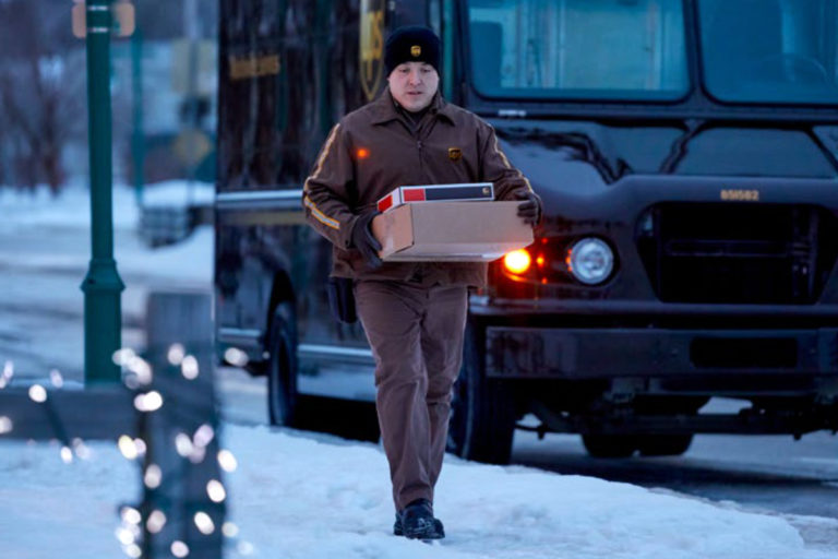 UPS Opens New Sorting Center In Canada Just In Time For Holiday Season