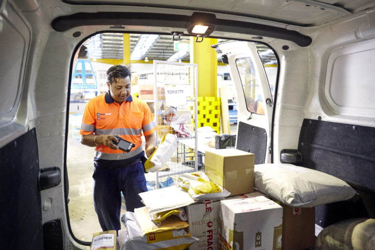Australia Post Expects To Deliver 13 Million Parcels This Week – A New Black Friday / Cyber Monday Record