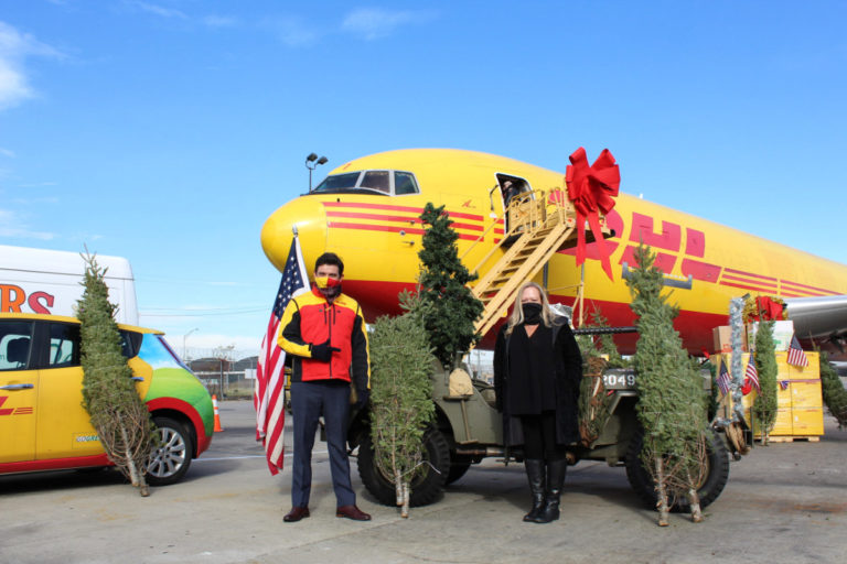 DHL Operation Holiday Cheer Delivers Joy to US Troops Overseas For The 17th Consecutive Year