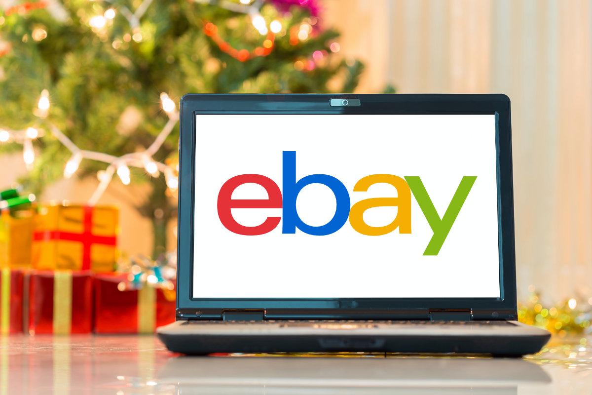 eBay holiday shopping