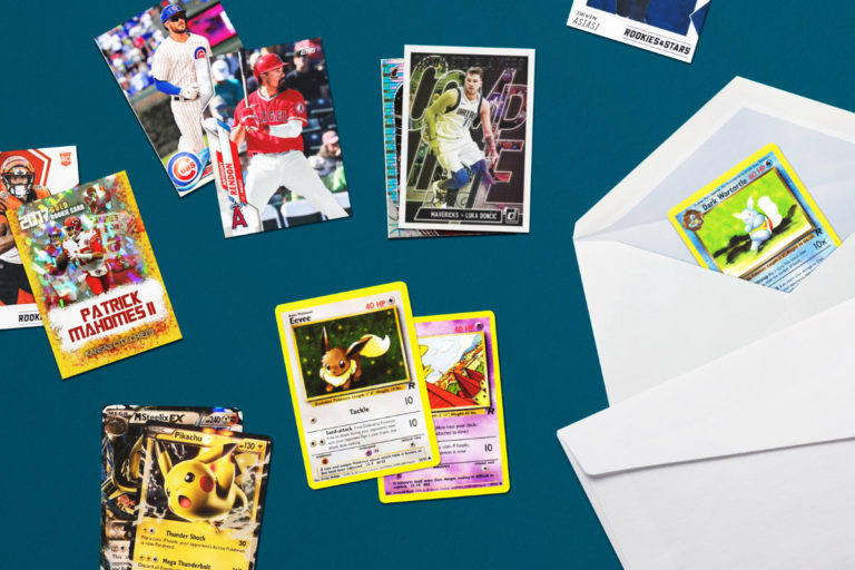 New eBay Shipping Service Offers Sellers To Ship Trading Cards For Under $1 With Tracking