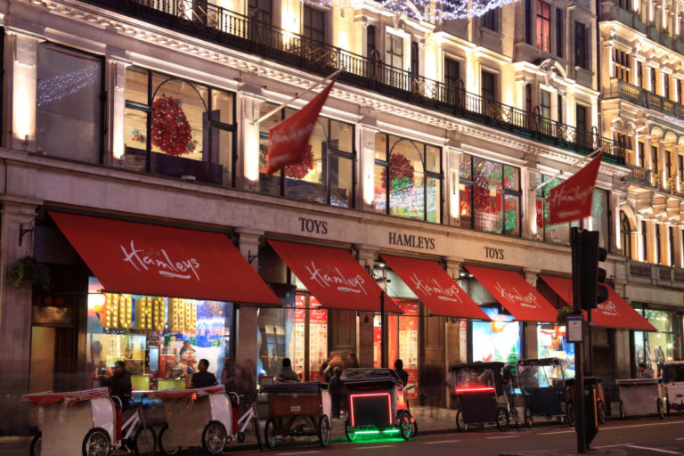 eBay UK promotes launch of toy retailer Hamleys on its platform – sending a mixed signal about the marketplace's direction