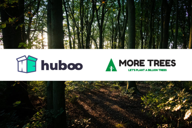 Fulfilment Customers Of Huboo Can Now Offset Carbon Emissions Through New Partnership With MoreTrees