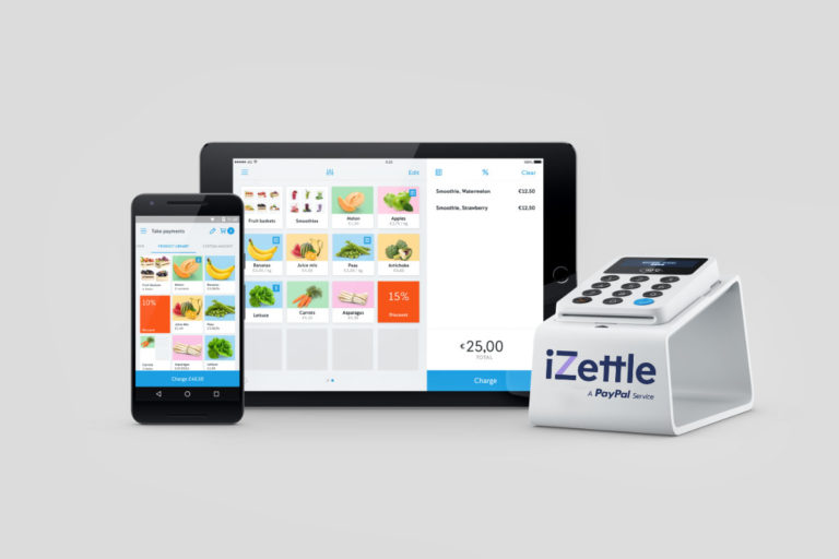 iZettle Launches Touch Free Payments In The UK Utilising QR Codes