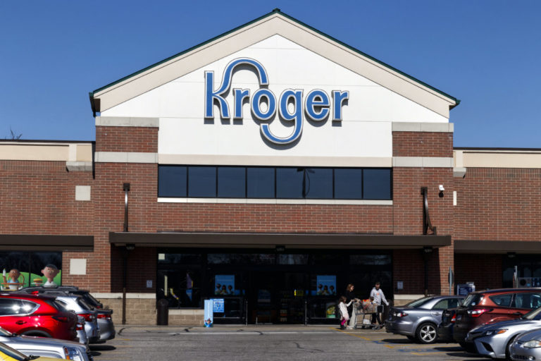 Kroger Kicks Macy's Out Of Top 10 Ecommerce Companies