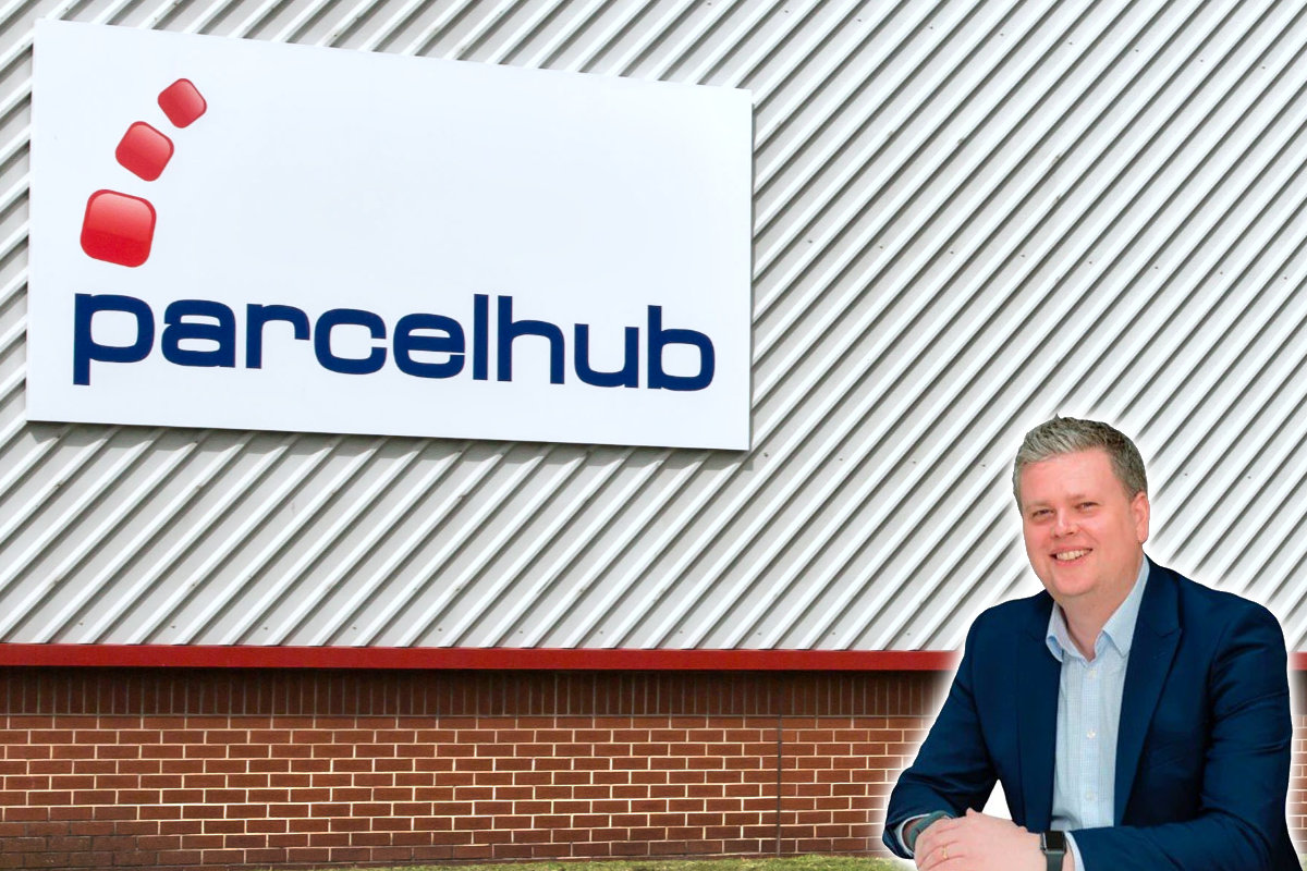 Parcelhub's Managing Director Steve Marjoram Explains How The Delivery Management Company Navigated The Challenges In 2020