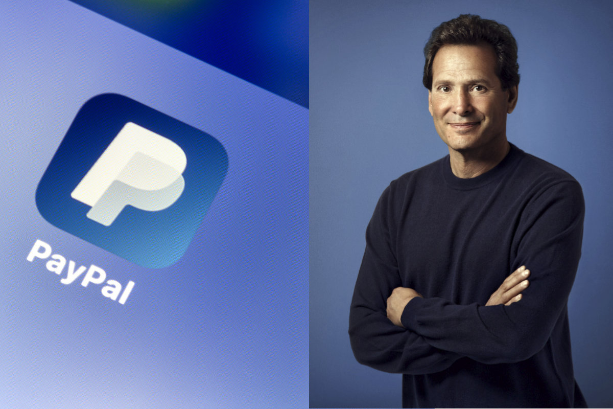 PayPal CEO and President Daniel Schulman