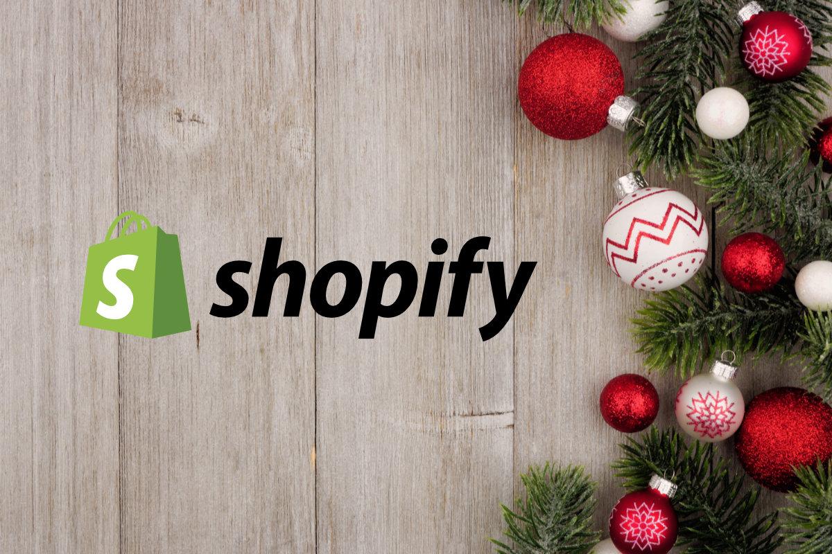Shopify Holiday Season