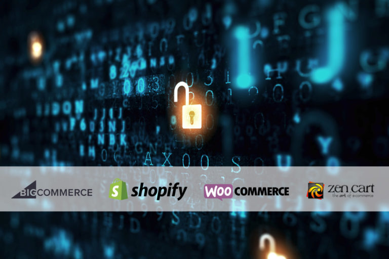 Report: Digital Skimming Attacks Found on Shopify, BigCommerce, Zencart and WooCommerce Stores