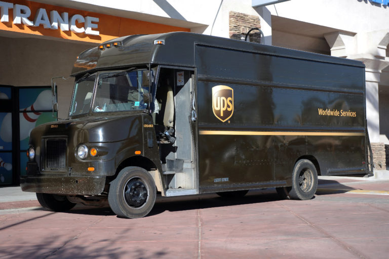 UPS Reportedly Limiting Package Pickups From Large Retailers