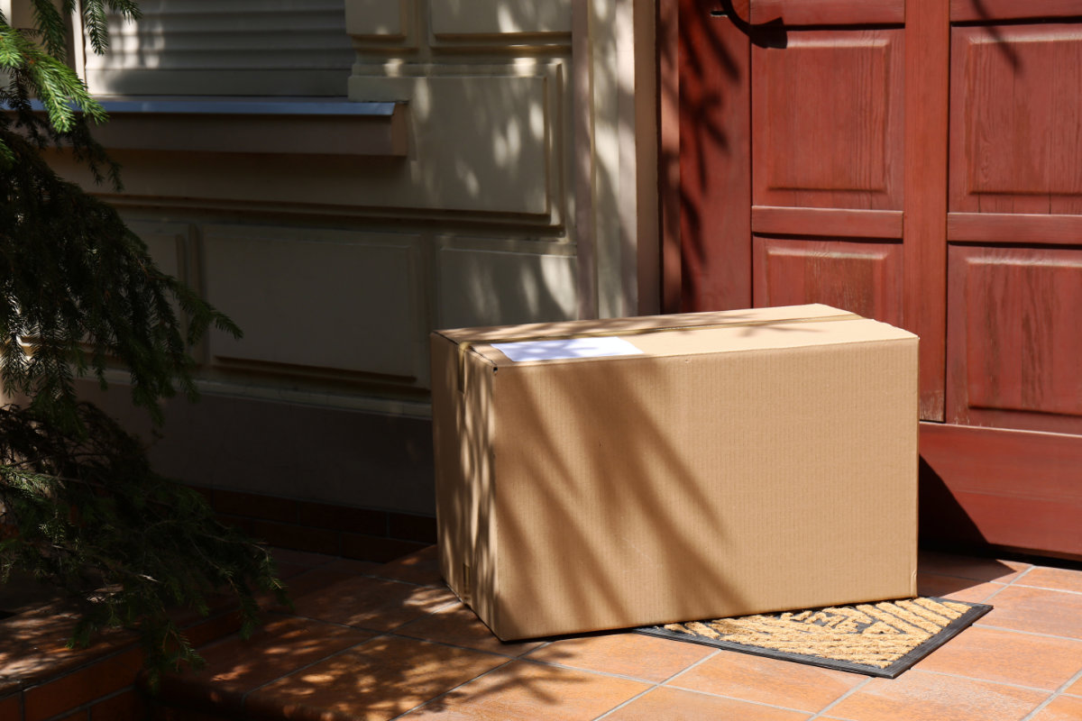 43% of Americans Experienced 'Porch Pirates' in 2020