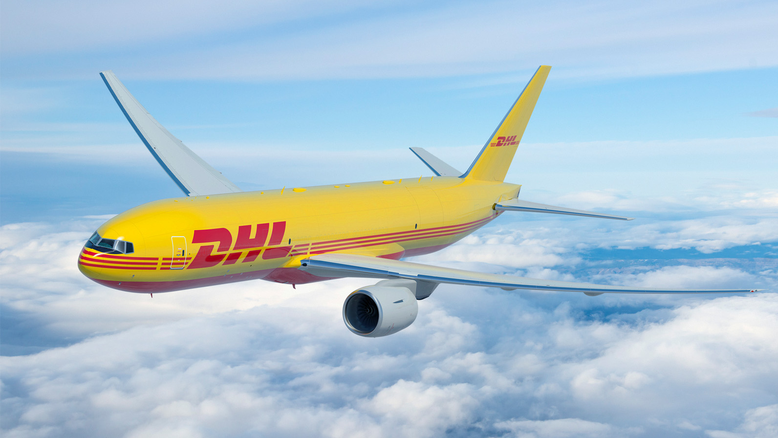 DHL Boeing 777 Freighter