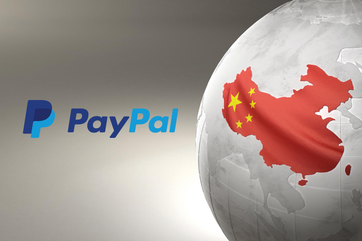 PayPal in China